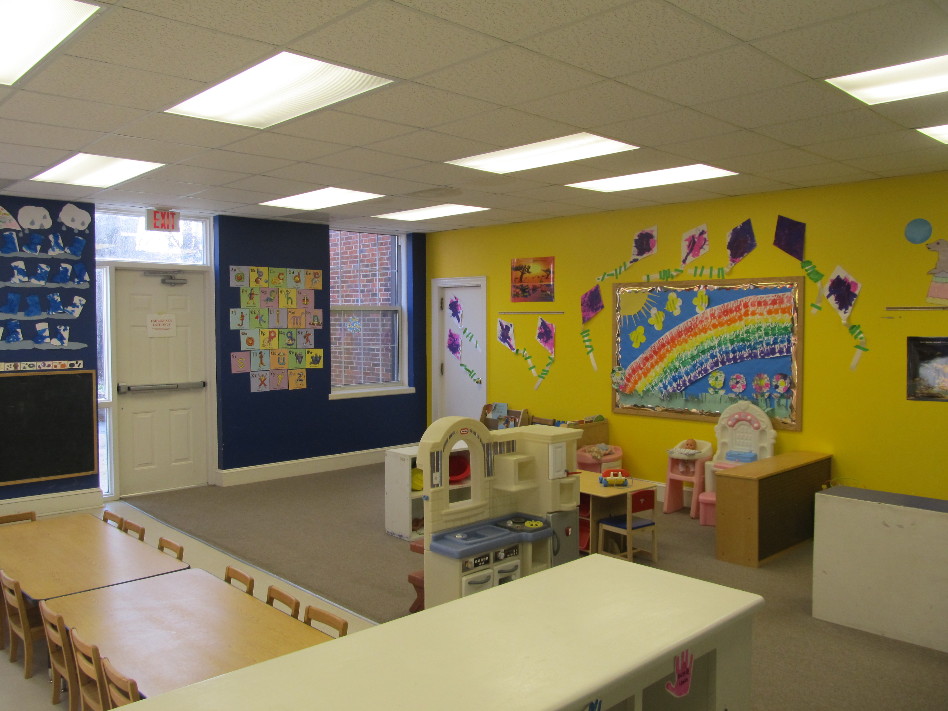 The School For Young Children 2 Year Class